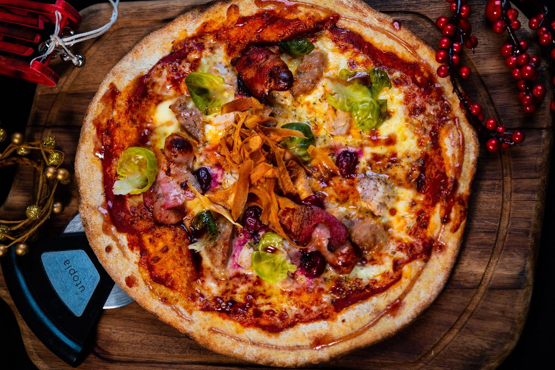 Christmas-pizza