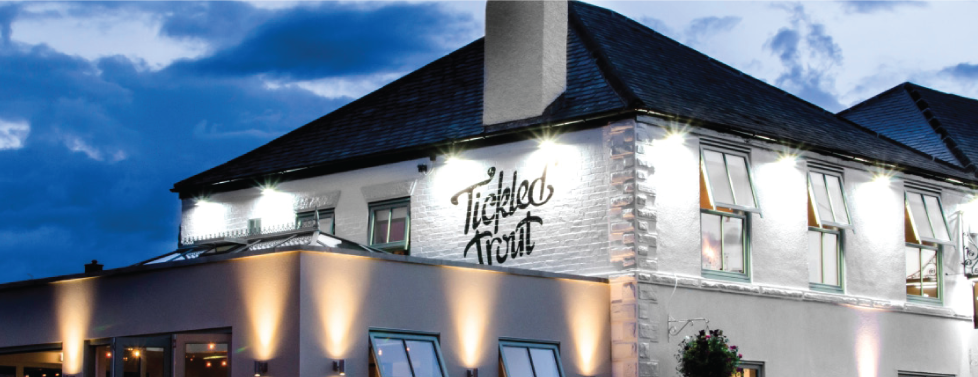 The Tickled Trout Pub Amp Dining In Barlow Derbyshire